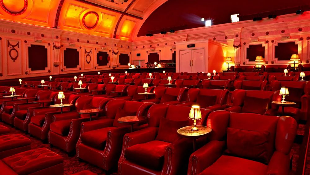 eletric cinema londra