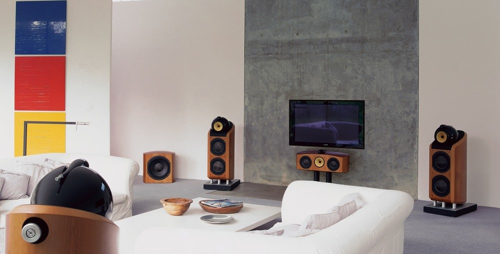 home theatre design interni