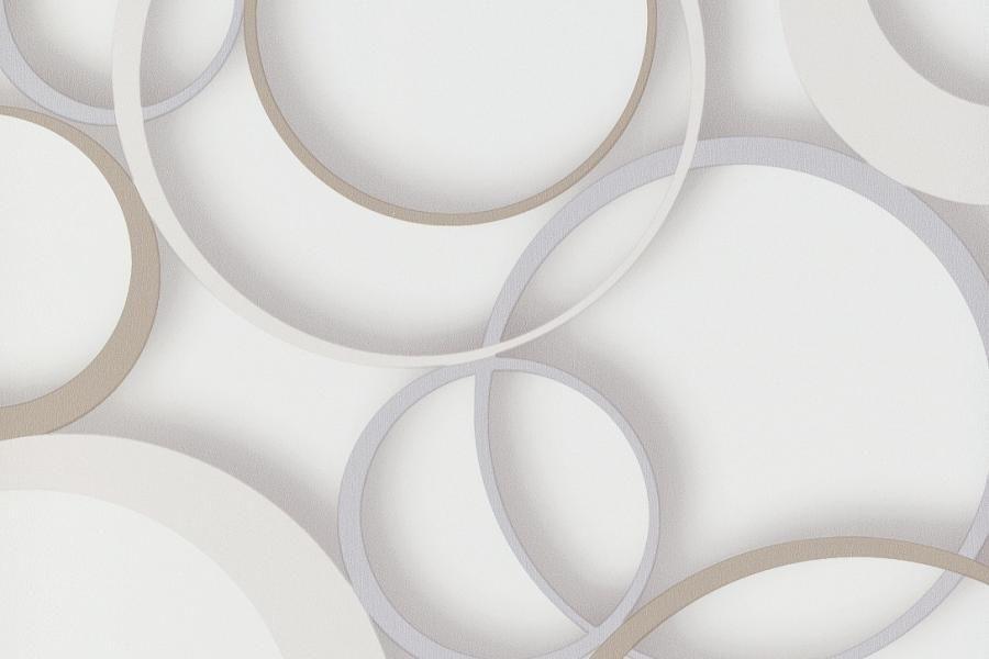 Carta da parati geometrica for Carta da parati disegni