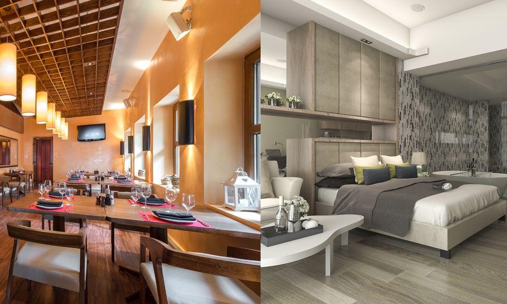 pavimento effetto parquet per hotel e alberghi
