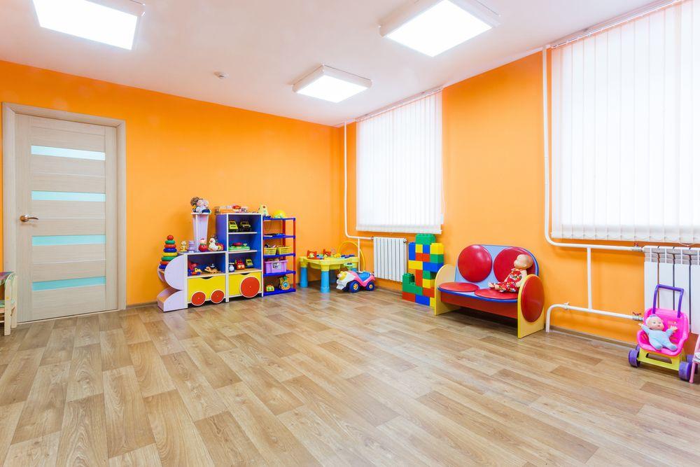 pavimenti e rivestimenti per asilo e scuola