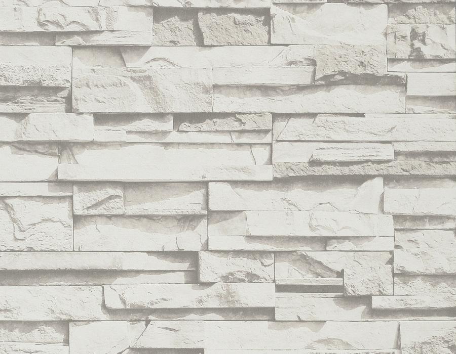 Carta da parati legno mattoni pietra for Carta da parati 3d mattoni