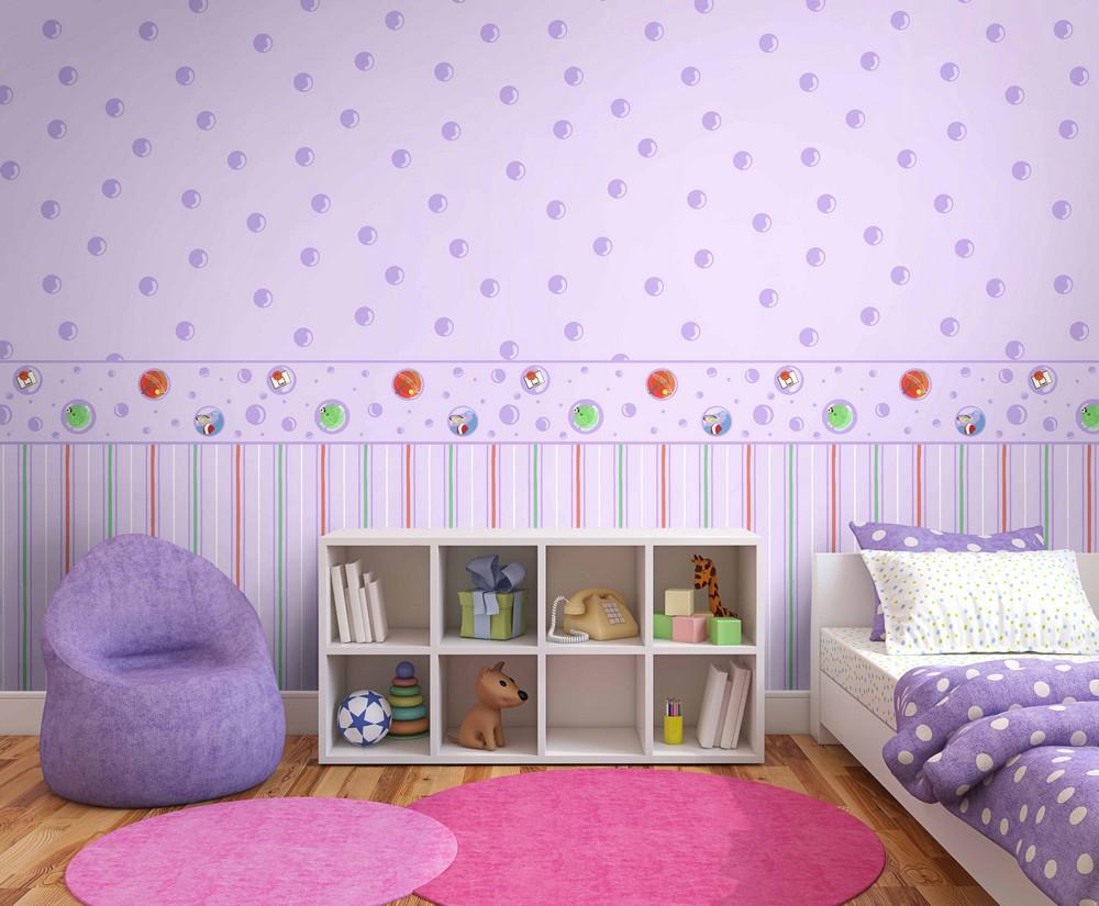 Dipinti Murali Per Camerette pareti camerette | decorare con amore gli spazi bimbi
