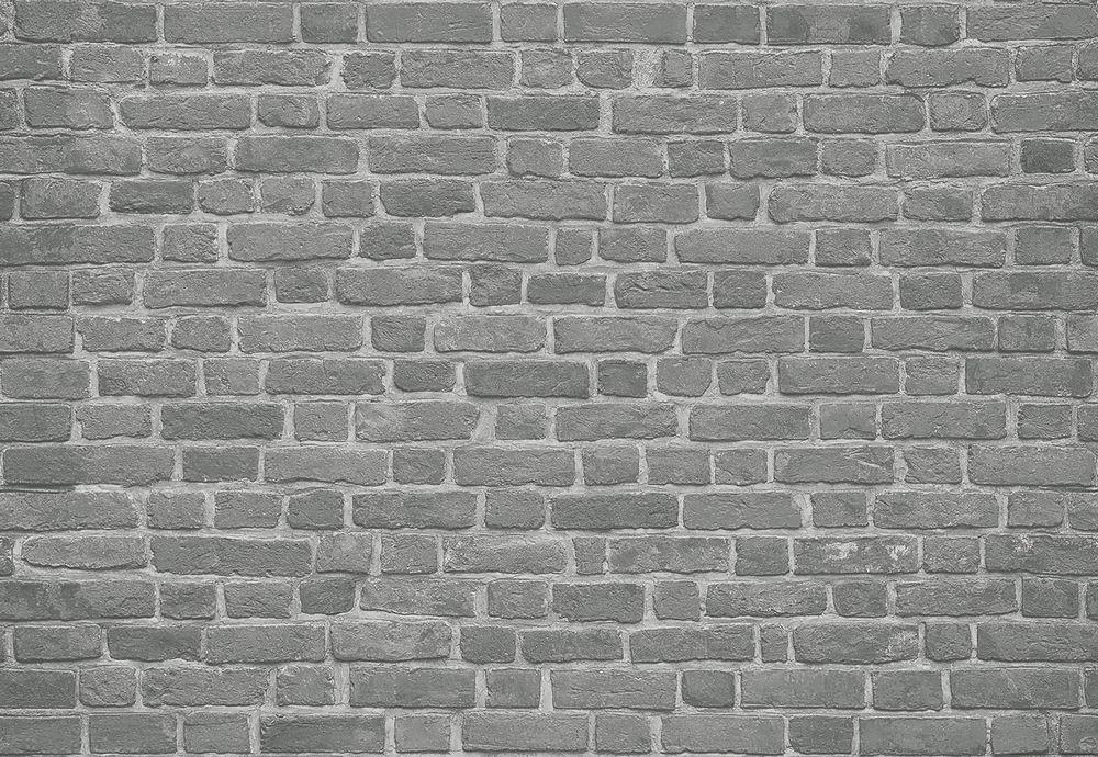 Carta da parati legno mattoni pietra for Carta da parati effetto mattoni
