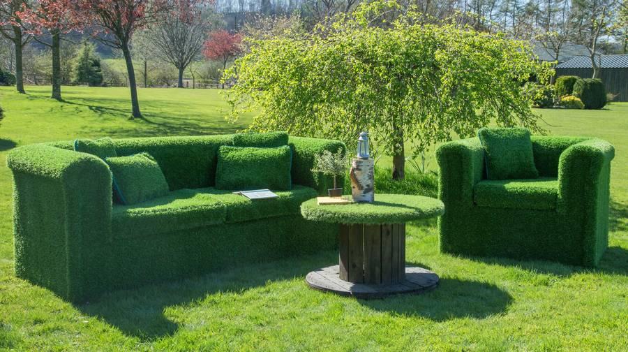 Prato Sintetico per giardini e terrazze