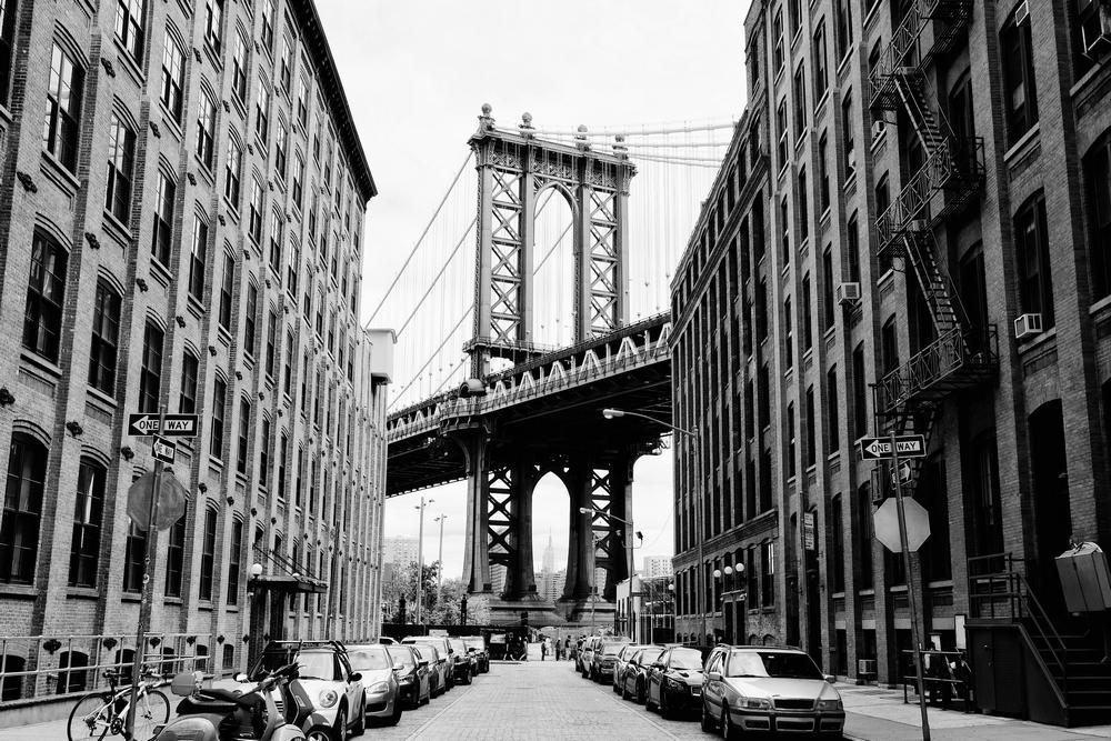 carta da parati ponte di brooklyn nyc - Nanni Giancarlo