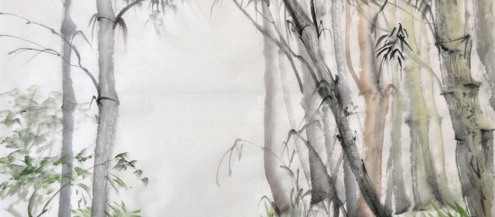 Carta da parati bamboo - Nanni Giancarlo & C.