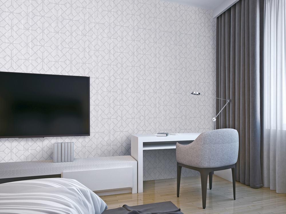 CARTA DA PARATI | Testata letto camera hotel