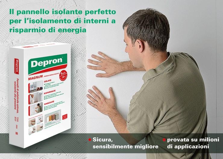 Depron pannelli in spessori 3 6 9 12 mm for Miglior isolante termico per pareti interne