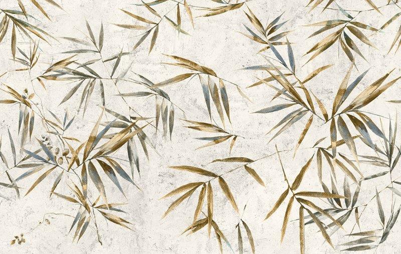 Carta da parati vinilica bamboo - Nanni Giancarlo