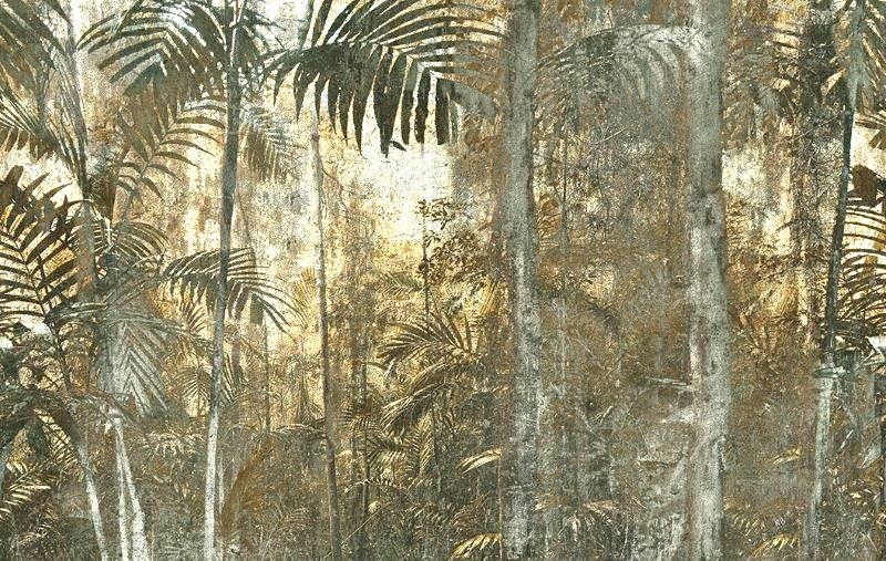carta da parati botanica alberi foresta - Nanni Giacnarlo