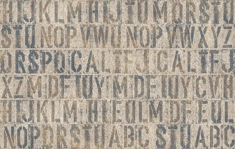 Carta Da Parati Lettere Alfabeto.Type Carta Da Parati Con Lettere Alfabeto Scritte