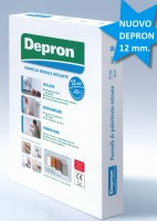 DEPRON  per pareti in lastre 3 mm. 6 mm. e 9 mm.