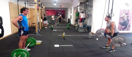 Crossfit Tiles e Gym - Pavimento in gomma