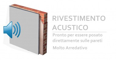 Sound Proof Vinyl - Rivestimento Acustico col. 64
