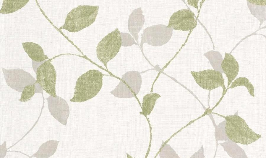 carta da parati con foglie design moderno e fresco a foglie - Nanni Giancarlo
