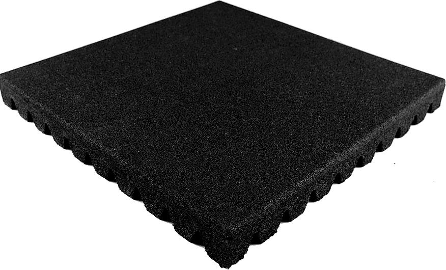 Pavimento antitrauma piastrelle in gomma