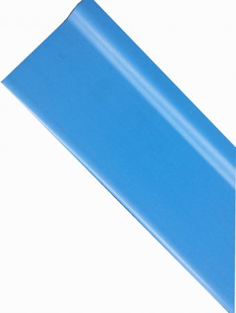 A04] STOCK BATTISCOPA PVC AZZURRO