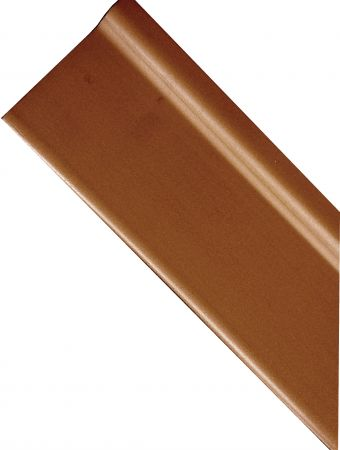 A02] STOCK BATTISCOPA PVC MARRONE